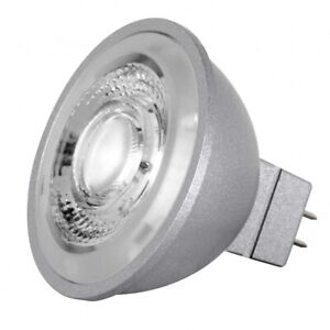 Satco 8w LED MR16 Expanded Line 3000K 40 Degrees Beam GU5.3 Base 12v - 75w-equiv