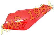 PANNEAU LATÉRAL DROITE APRILIA ET 50 FIRE 1987 PEINT VERNI ROUGE AP8230226