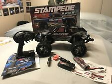 Traxxas 1/10 Stampede VXL 2WD Brushless Truck  TSM RTR TQi iD
