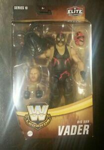 WWE Elite Legends Series 10 Big Van Vader Wrestling Figure