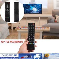 Remplacement de télécommande noire pour TCL RC3000E02