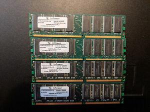 2Gb 4x512Mb Infineon DDR333 desktop SDRAM