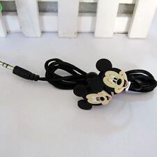 Mickey Style 3.5mm In-ear Earbud Headphones Earphones for Mobile Phone MP3