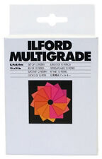 ILFORD Multigrade Filtersatz 8 9x8 9cm