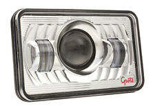 "Grote 94421-5 Low Beam 4"" x 6"" Rectangular LED Headlight 630 Lumen"