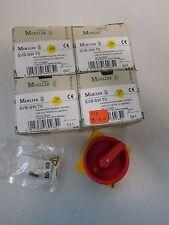 4 Piece Moeller Svb-Sw-T0 hauptschalterbausatz, Unused Boxed