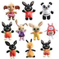 Bunny Rabbit Charlie Sula FLOP PANDO Plush Toy Stuffed Doll Kids Birthday Gift
