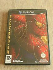jeu  GameCube - SPIDERMAN  2