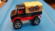 Rare Vintage Mercedes-Benz Unimog Truck Hw Street Beast Series 1:64 Hot Wheels