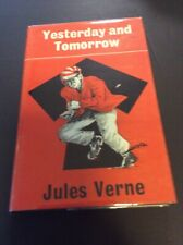 YESTERDAY AND TOMORROW by Jules Verne Arco Edition Fitzroy