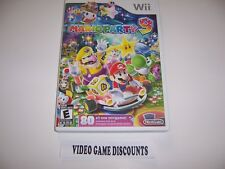 Original Box Replacement Case for Nintendo Wii - MARIO PARTY 9