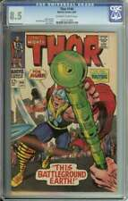 THOR #144 CGC 8.5 OW/WH PAGES