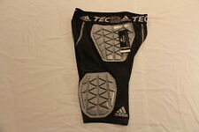 Adidas Ironskin Tech 5 Pad Compression Shorts! Football Gridle! Xl! New/Tags!
