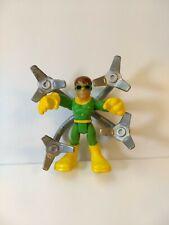 Playskool Marvel Super Hero Adventures DOC OCK figure Doctor Octopus