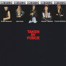 Scorpions - Taken By Force (2002) CD Original Cover !