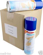 Kältespray Eisspray Kühlspray  Vereisungsspray für alle Sportarten 12 x 300 ml