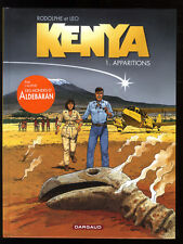 KENYA   Tome 1   APPARITIONS     LEO / RODOLPHE   DARGAUD    EO