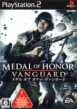 Used PS2 Medal of Honor Vanguard Import Japan