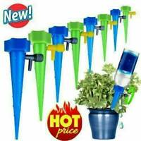 1-5Pcs Automatic Irrigation System Drip Water Spikes Flower Plant Watering Tool