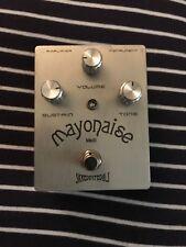 Skreddy Mayonaise III Boutique Guitar Big Muff Fuzz Effects FX Pedal
