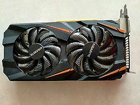 Gigabyte GeForce GTX 106 6GB GDDR5
