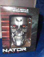 NEW Cyber Loot Crate Exclusive Terminator Genisys Half-Scale Endo Skull Figure