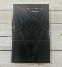 The Satanic Scriptures by Peter H. Gilmore (Paperback)
