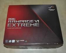 Asus ROG Rampage VI Extreme LGA 2066 Intel X299 SATA 6Gb/s E ATX Motherboard J8M
