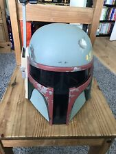 Hasbro Star Wars Boba Fett Electronic Helmet, Costume Collectible (Without box)