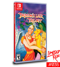 Switch Limited Run Games #36: Dragon's Lair Trilogy