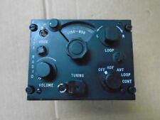 1 EA SERVICEABLE ADF CONTROL USED ON VARIOUS VINTAGE AIRCRAFT  P/N: C-1514/A