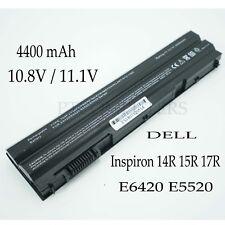 Battery for Dell Latitude E6420 E6520 E6530 Inspiron 17R 5720 7720 15R 7520 5520