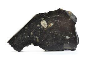 Meteorite NWA 12604 - New Lunar - found 2017 in NW Africa - part slice - 2.61 g