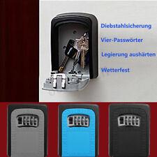Schlüsselbox Schlüsseltresor Schlüsselsafe Garage Zahlenschloss Key Box Lock