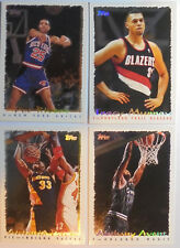 1994-95 Topps spectralight Basketball Cards (select any 5)