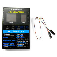 Program Card for EZRUN or HobbyWing RC Brushless Electric Speed Controller ESC