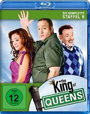 THE KING OF QUEENS, Staffel 9 (2 Blu-ray Discs) NEU+OVP
