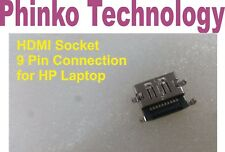 HDMI Socket 9 pin connector for HP Laptop Repair Service Replacement Part