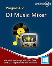Program4PC DJ Music Mixer Software