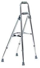 Bariatric Hemi Side Walker Walkane, Folding, 500# Cap, Adjustable Height NEW
