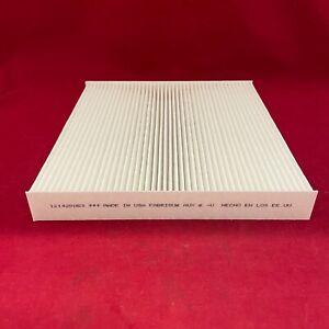 New OE Cabin Air Pollen Filter For Honda & Acura #: 80292-SDA-A01 MADE IN USA