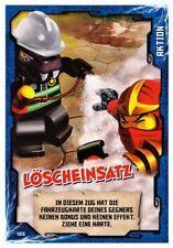 Lego Ninjago Serie 1 - # 188 - Löscheinsatz - RARE - Mint