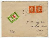 A4832) FRANCE 1946 C. Desvres - Montelupo F.  Esperanto
