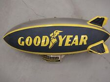 GOODYEAR TIRES BELTS HOSES BLIMP SMALL FLOAT TOYS BALLOON PICTURE WALL HANGING