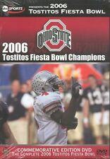 2006 FIESTA BOWL DVD New Ohio State vs. Notre Dame