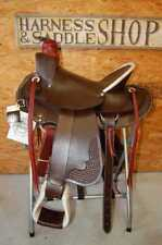 "16"" G.W. CRATE WADE RANCH ROPING SADDLE FREE SHIP NEW Y MADE IN ALABMA USA"
