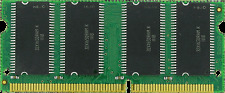 512MB PC 100 SDRAM 144 PIN SODIMM/LAPTOP LOW DENSITY