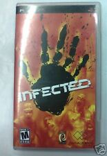PSP GAME INFECTED  (ORIGINAL USED)