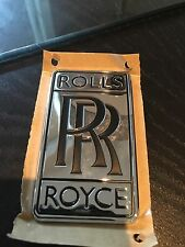 RARE GENUINE Rolls Royce Badge Emblem GHOST WRAITH OEM ORIGINAL