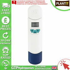 PLANT!T Plant It pH Pen Digital Meter Tester Nutrient Management Hydroponics